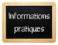 Information pratiques